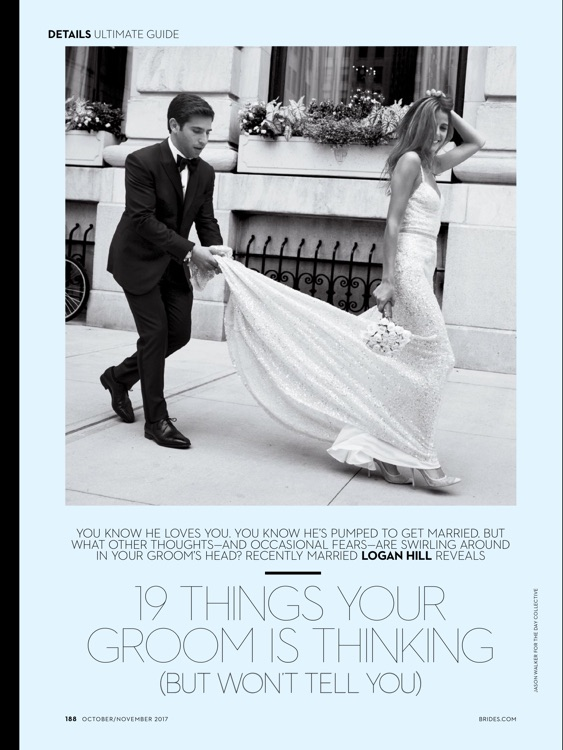 BRIDES Magazine screenshot-3