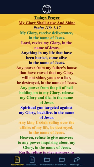 Prayer Points App on the App Store