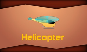 Helicopter - Classic simple arcade fast flying endless game, very addictive