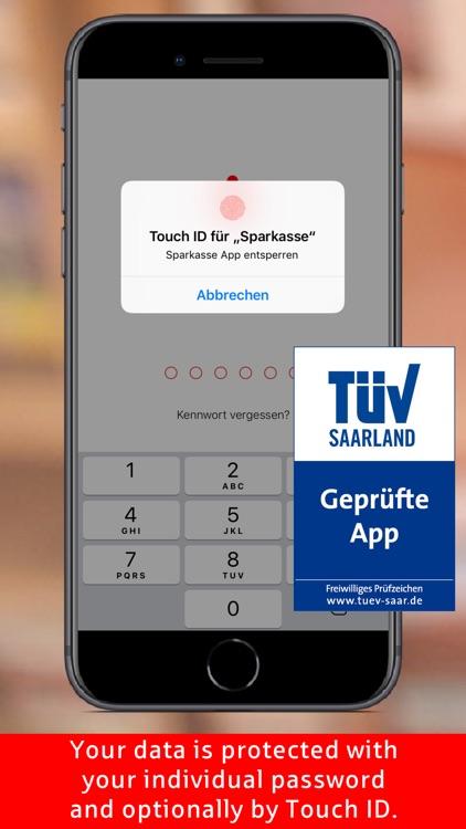 Sparkasse - Your mobile branch screenshot-7