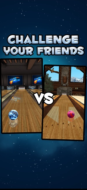 Galaxy Bowling HD on the App Store