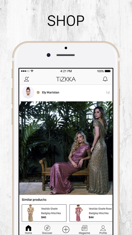TiZKKA - The outfit ideas app screenshot-4