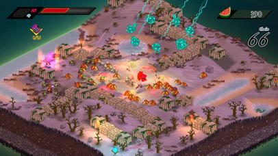 Screenshot from Barbearian
