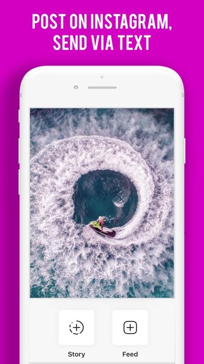 Type-Art: Moving Text Video-s screenshot-5