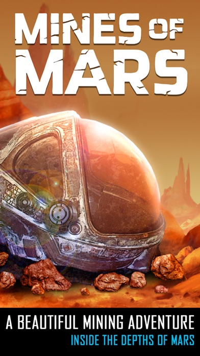 Screenshot from Mines of Mars Zero