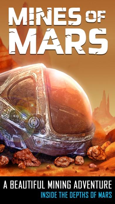 Screenshot from Mines of Mars Zero