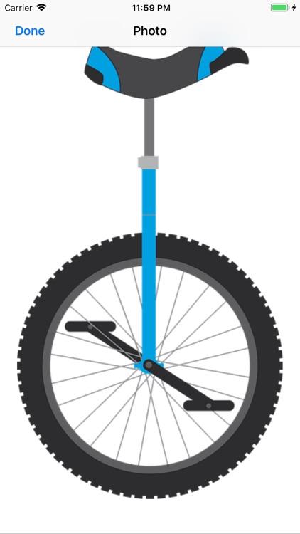 Unicycle Sticker Pack screenshot-5