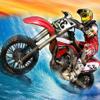 Lime Soda Games - Surfing Dirt Bike Racing artwork