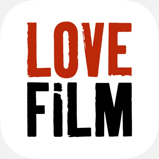 LOVEFiLM DVD & Blu-ray Verleih für iPhone