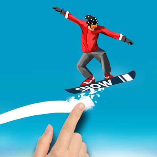 Snowboard – Road Draw Race
