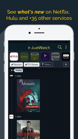 all movies app for iphone