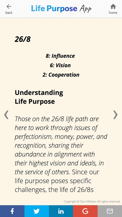 Life Purpose App screenshot-3