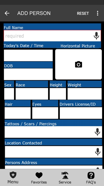 The US Police App! screenshot-4