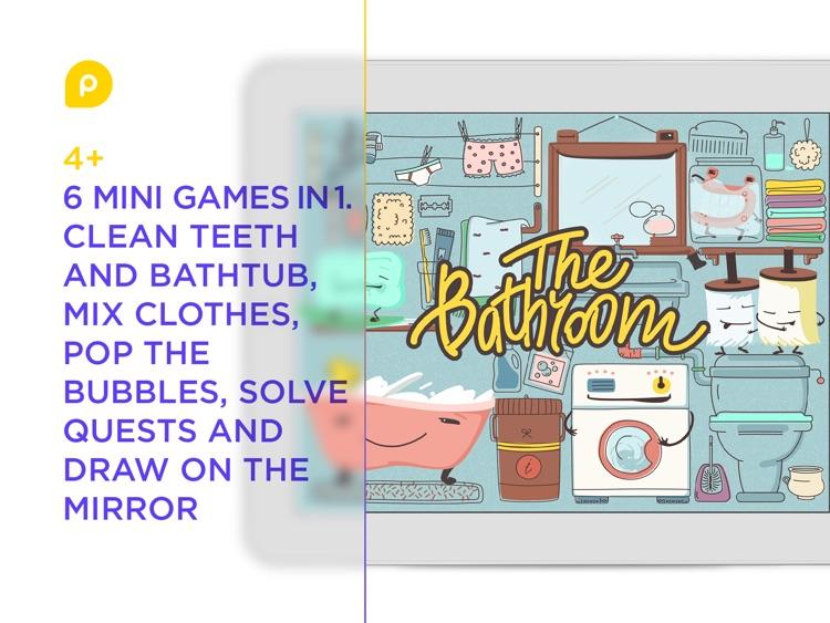 Mini-U: The Bathroom screenshot-0