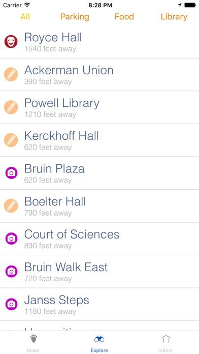 UCLA Maps - AppRecs