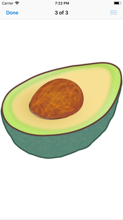Avocado Stickers screenshot-3