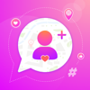 Get Real Followers -Nearby Tag