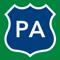 App Icon for Pennsylvania State Roads App in Uruguay IOS App Store