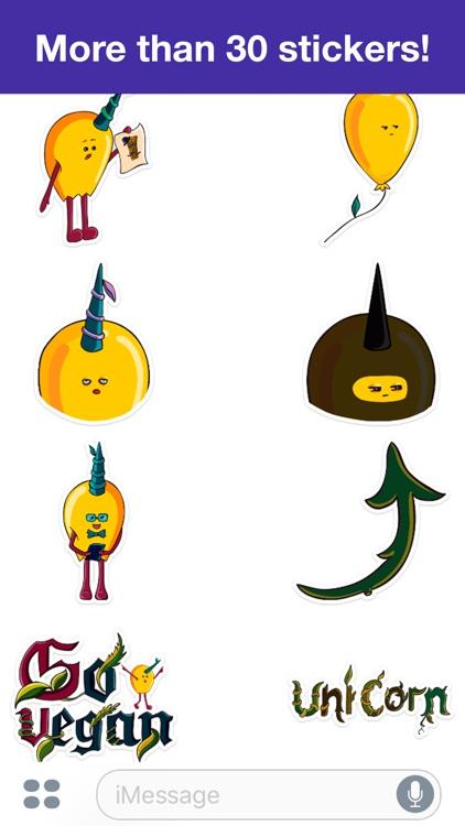 UniCorn - Funny stickers screenshot-4