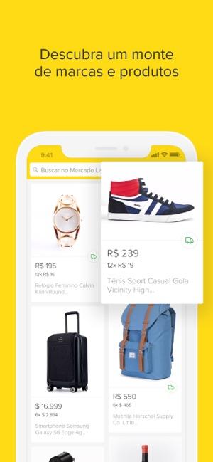 f7cfdf2e53 Mercado Livre na App Store