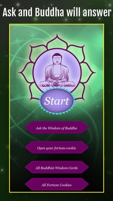 Ask Buddha for Help and Advice screenshot 1