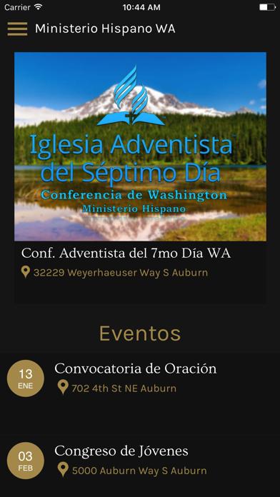 Ministerio Hispano SDA WA by Western Washington Corporation
