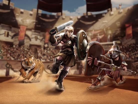 Скачать игру Gladiator Heroes Clash - игра
