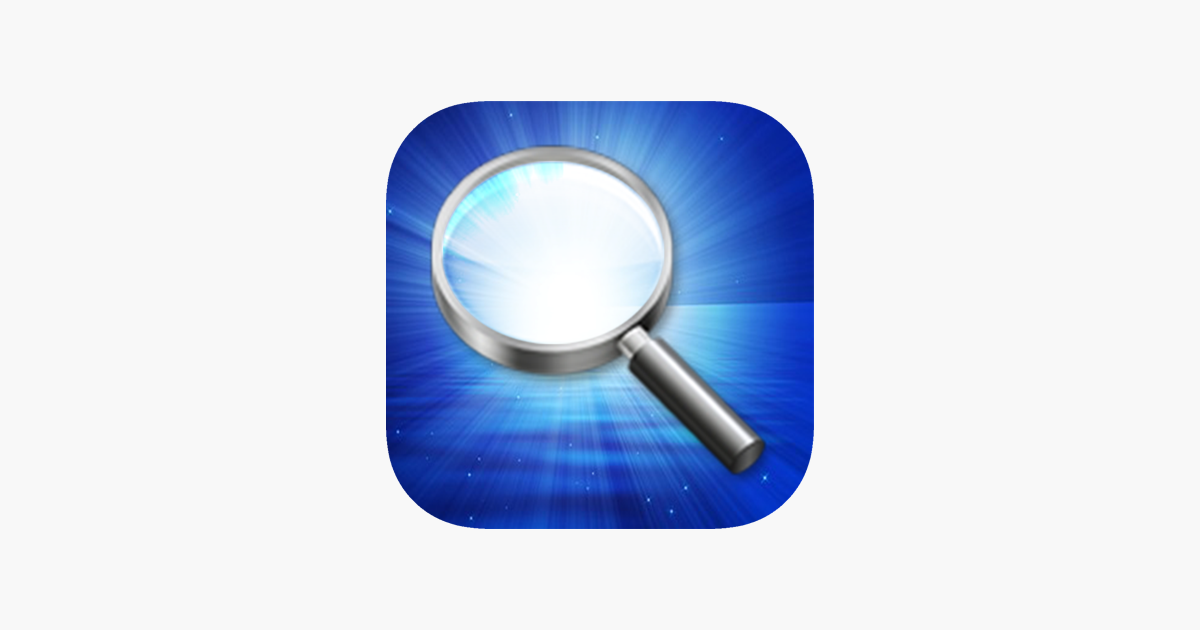 Magnifying Gl With Light on the App Store on measure map, magnolia map, media map, zoom map, world map, information map, white map, magnetic map, metal map,