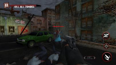 Zombie Ultimate Shooting War screenshot three