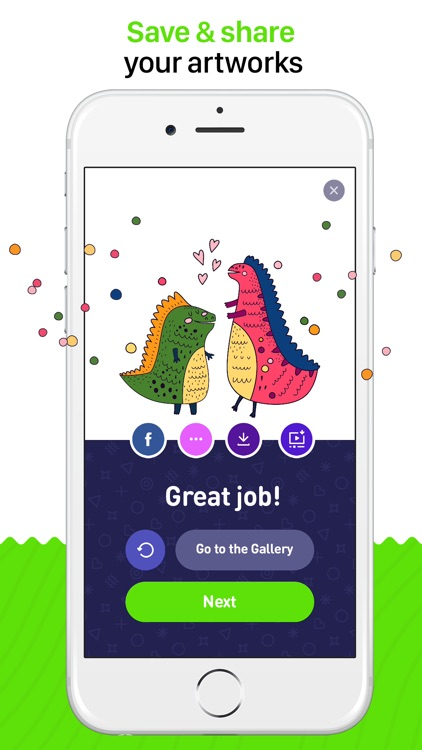 RECOLLECT: Color by Number screenshot-4