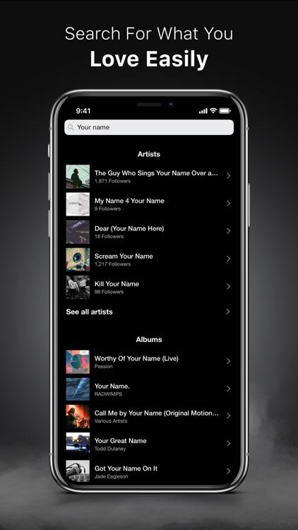 MELOS - Music Videos Play.er screenshot-7