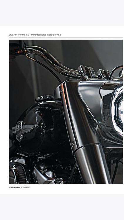 Cycle World Magazine screenshot-3