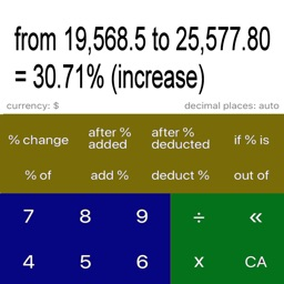 Percentage Calculator 7