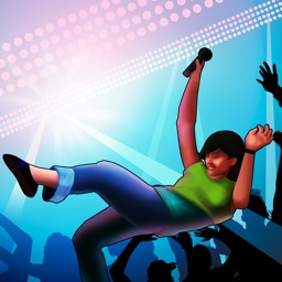 Rock Star Crowd Surfing Party : The Heavy Metal Music Crazy Concert Night - Free Edition