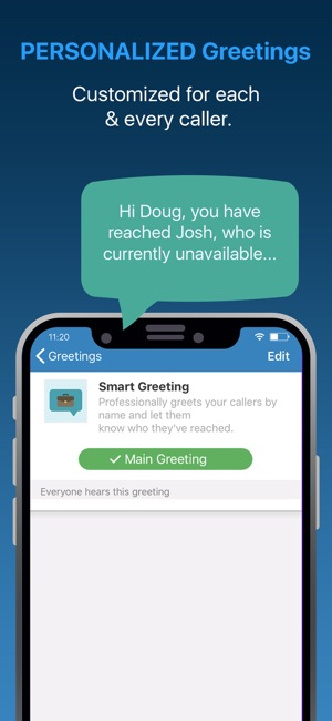 Youmail voicemail upgrade on the app store youmail voicemail upgrade on the app store m4hsunfo