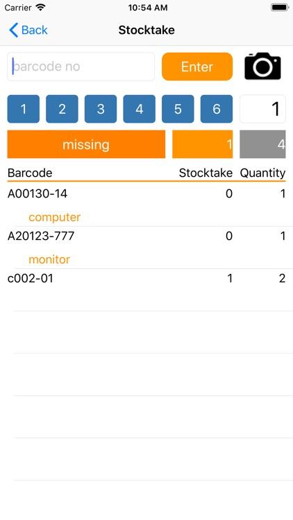 stockTakerPlus screenshot-4