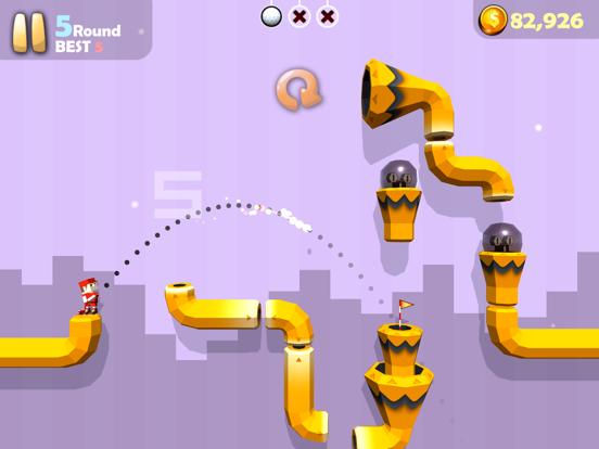 Golf Hero - Pixel Golf 3D screenshot 8