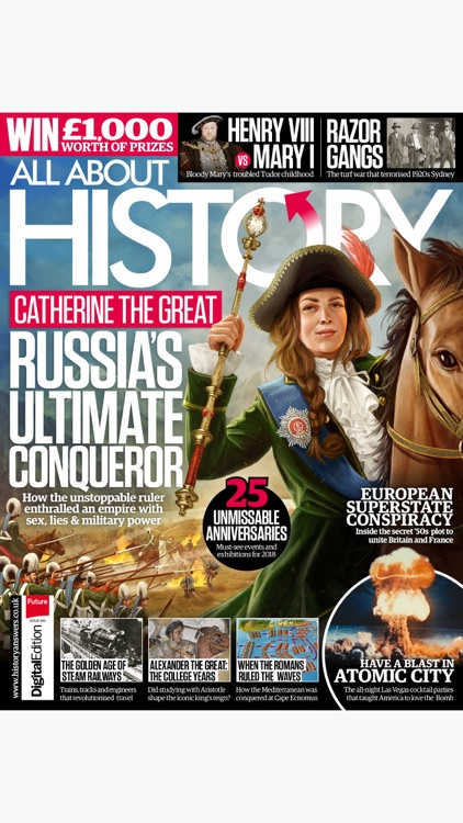 All About History Magazine screenshot-0