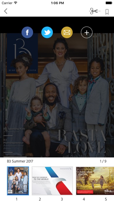 B3 Parenting Magazine screenshot 2