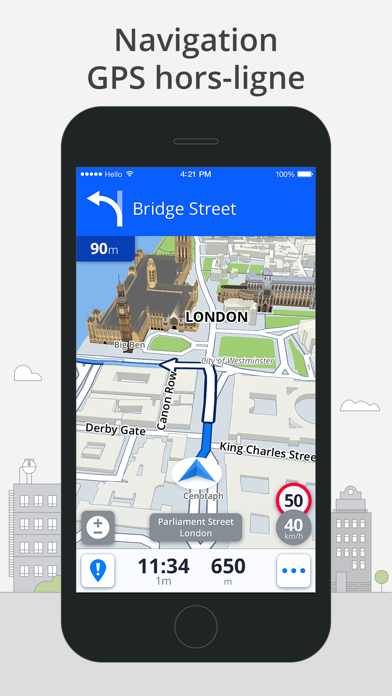 Screenshot Sygic World :Navigation GPS