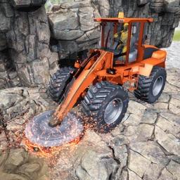 Rock Mining Construction Sim