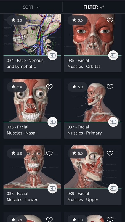 Complete Anatomy 19 for iPhone screenshot-8