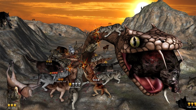 Wolf Online on the App Store