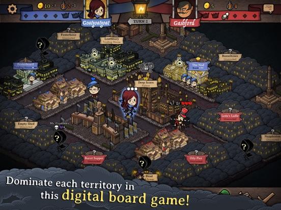 Antihero - Digital Board Game screenshot 6