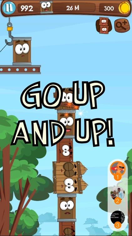 BoxUp Kids Mobile Physics Game