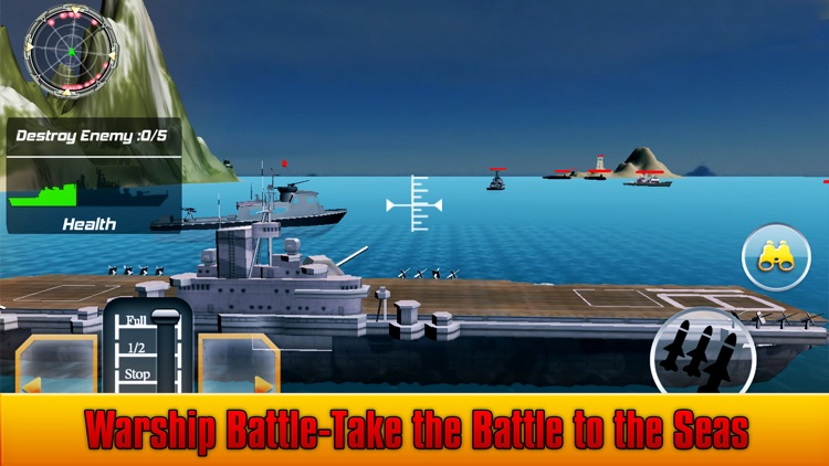 Warship Battle-Naval Striker