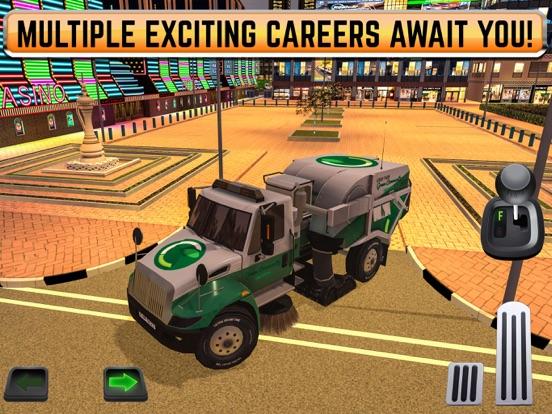 Игра Emergency Driver Sim: City Hero