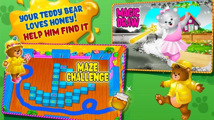 Teddy Bear Colors screenshot-4