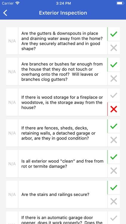 Personal Home Inspection Tool screenshot-3