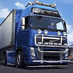 卡车模拟:3d货车越野车驾驶游戏